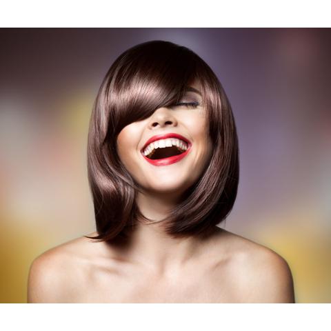 Des cheveux colorés et protégés avec B.app