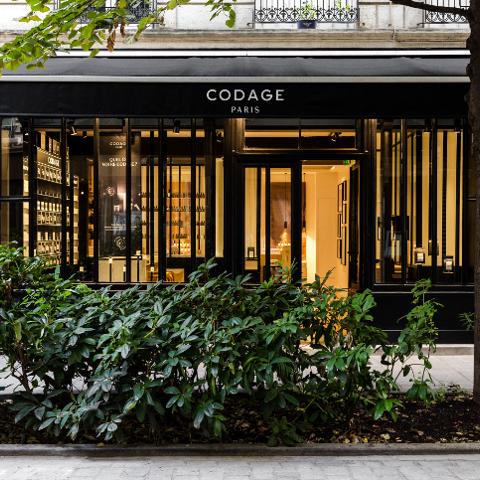 Codage ouvre son premier flagship à Paris