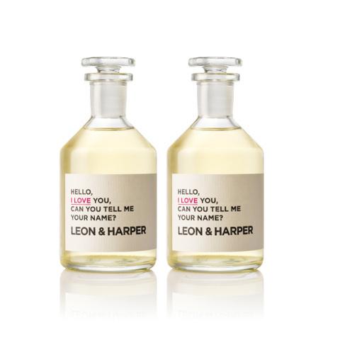 Leon & Harper dévoile sa première fragrance