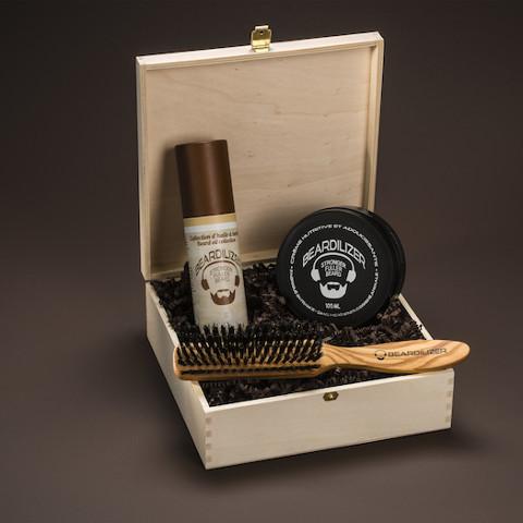 Un cadeau spécial barbe chez Beardilizer