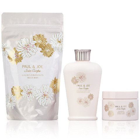 On adore... La Collection Bain et Corps Paul & Joe Beauté