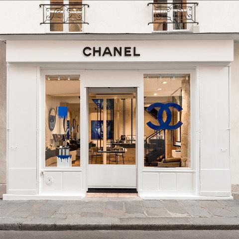 Chanel ouvre une boutique beauté dans le Marais