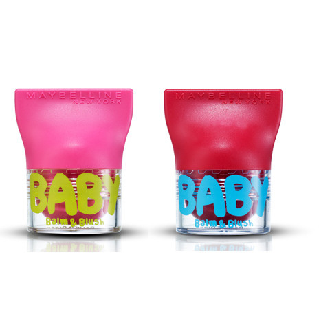 Maybelline réinvente ses Baby Lips