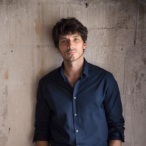 Andrés Velencoso, le nouveau visage Cerruti