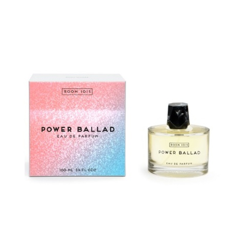 Power Ballad, parfum d'une romance métal par Room 1015