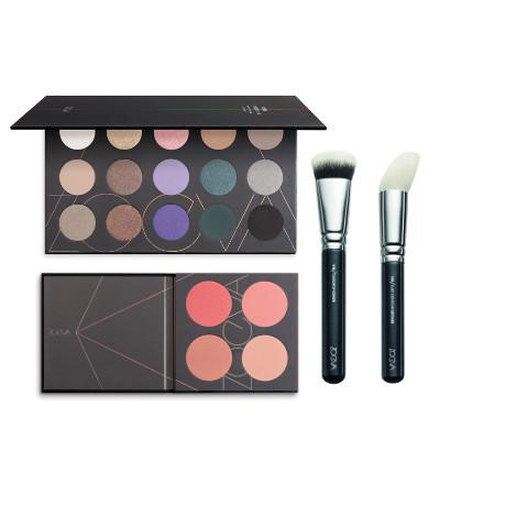 On adore... La gamme de makeup et accessoires Zoeva