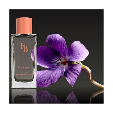 Une ode à la violette chez Parfums de la Bastide