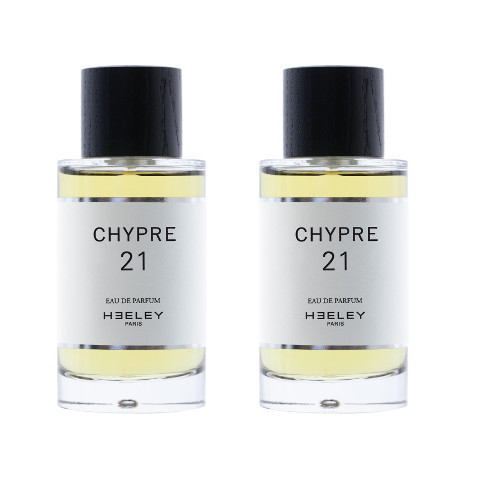 On adore... Chypre 21 des Parfums Heeley