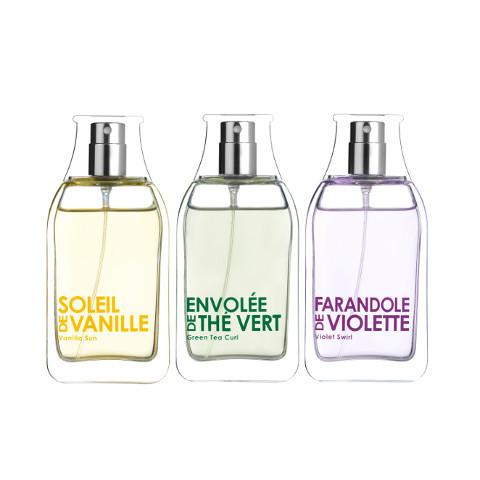 Cottage se met au parfum