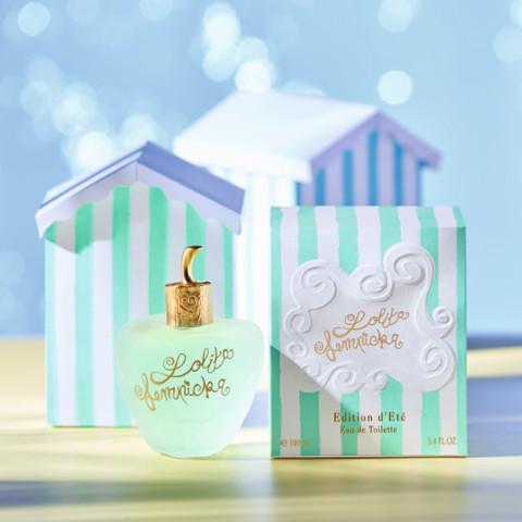Un parfum givré pour l'été chez Lolita Lempicka