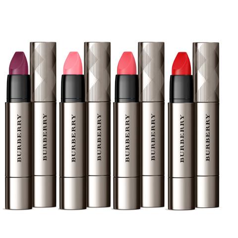 Burberry Full Kisses, des rouges à lèvres tout terrain