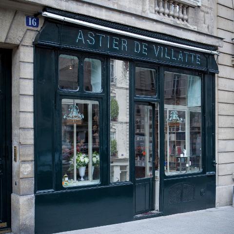 Astier de Villatte s'installe Rive Gauche
