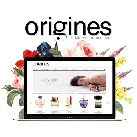 On adore... L'e-shop Origines-parfums.com