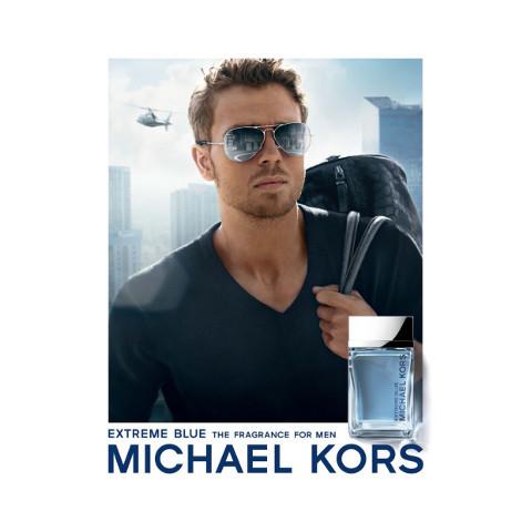 Extreme Blue, le premier parfum masculin signé Michael Kors