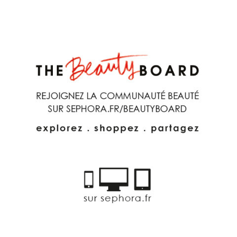 The Beauty Board, le réseau social 100% Sephora