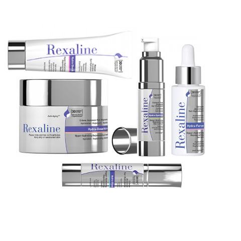Rexaline va encore plus loin dans l'hydratation
