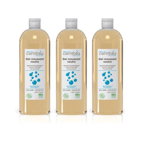 Un gel corps et cheveux 100% naturel signé Centifolia