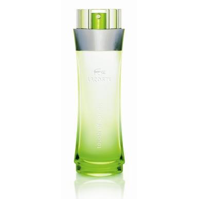 Toute la mode Lacoste printemps-été 2007 en parfum