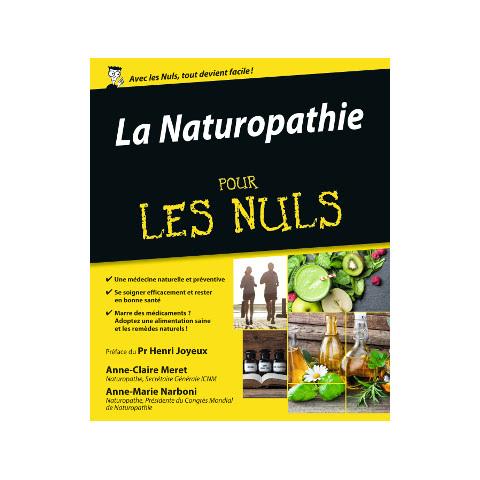 Les secrets de la naturopathie à portée de tous