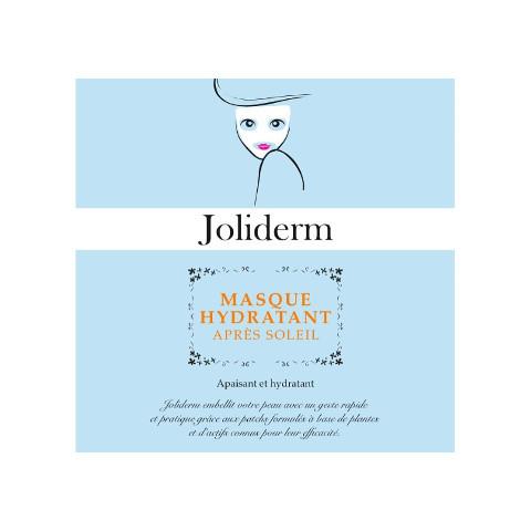 Joliderm, le masque SOS des peaux échauffées