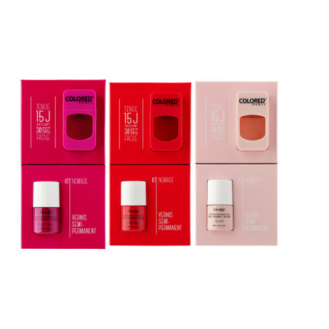 Colored Paris lance ses ColorBox en exclu chez Marionnaud