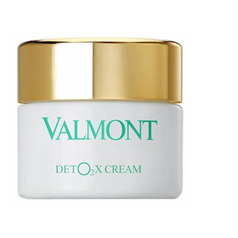 On adore... La crème DetO2x par Valmont