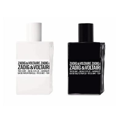 Zadig & Voltaire, une nouvelle signature olfactive pour elle et lui