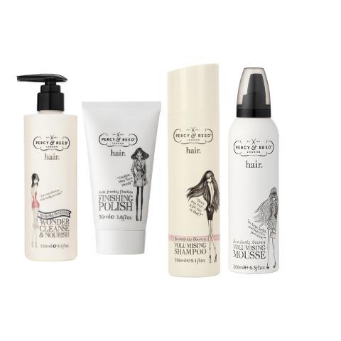 La marque Percy & Reed arrive en exclusivité sur l'e-shop Sephora