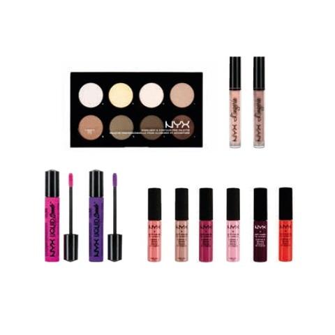 NYX Professional Makeup arrive chez Monoprix