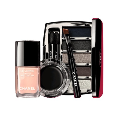 Synthetic, la collection maquillage Noël 2016 signée Chanel