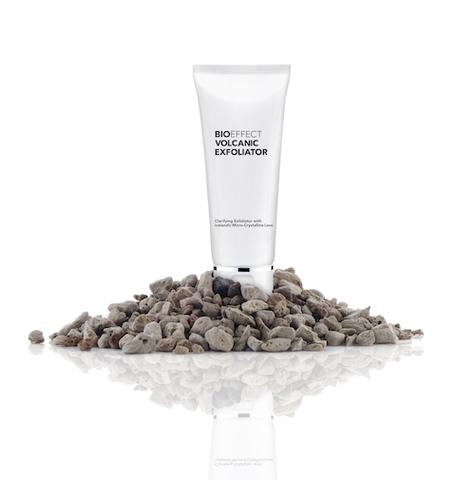 De la lave islandaise pour faire peau neuve chez Bioeffect