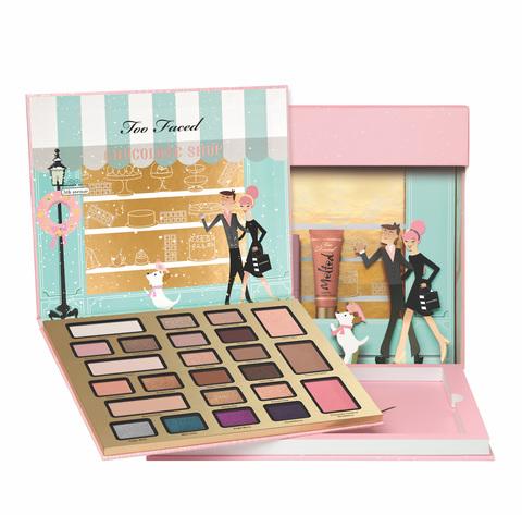 On adore... Le Coffret The Chocolate Shop par Too Faced
