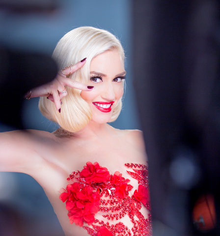 Gwen Stefani, une nouvelle égérie pour Revlon