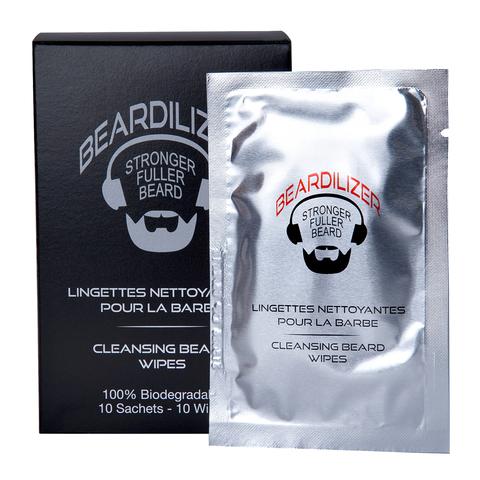 Beardilizer invente les lingettes pour la barbe