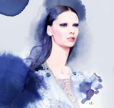 Points d'Encrage, la nouvelle collection Givenchy Le Makeup