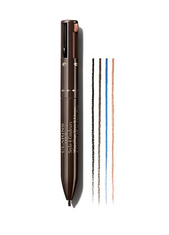 Clarins invente le stylo de maquillage 4 couleurs