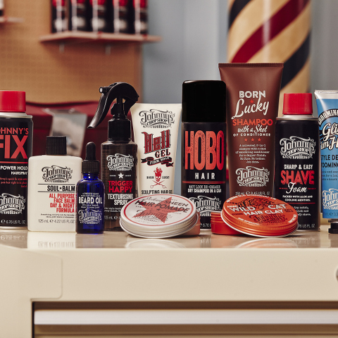 Johnny's Chop Shop, une nouvelle marque masculine en exclu chez Monoprix