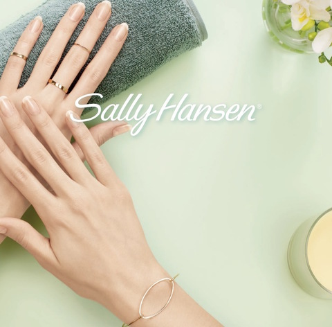 Sally Hansen arrive en exclusivité chez Carrefour