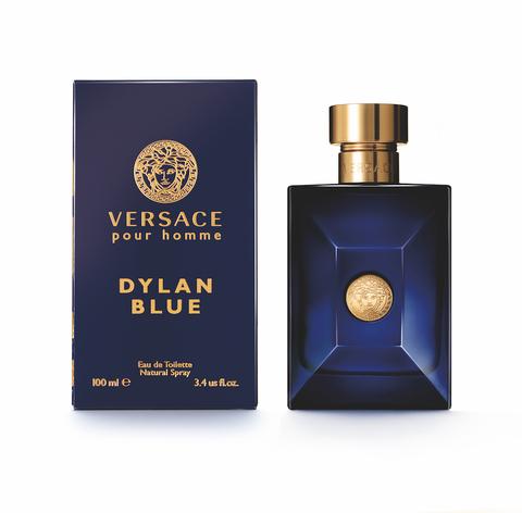 Dylan Blue, la quintessence de l'homme Versace