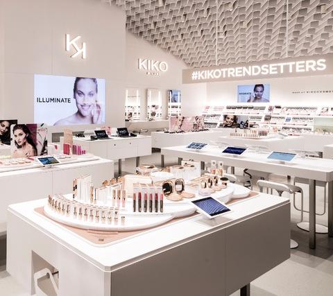 Kiko Milano inaugure un nouveau concept store à Paris