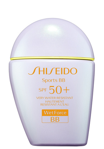 On adore... La Sports BB SPF50+ de Shiseido