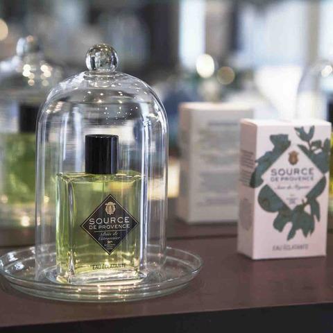 Source de Provence ouvre sa première boutique à Paris