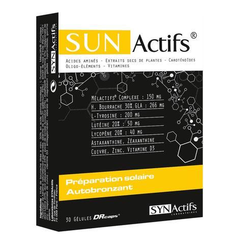 SunActifs, une formule solaire complète pour un été serein