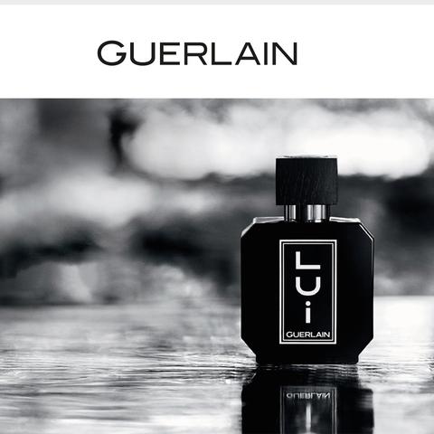 Lui , le parfum d'un nouveau genre par Guerlain