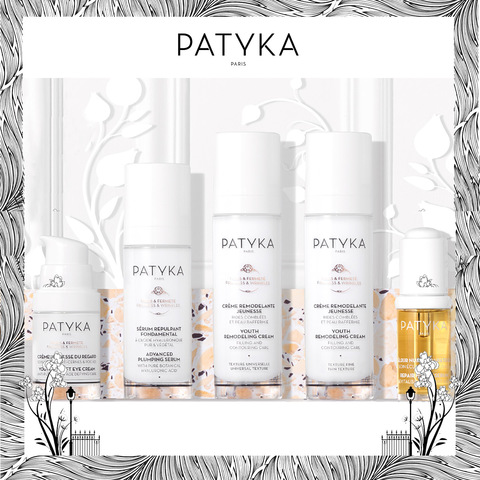 Patyka dévoile sa gamme anti-âge certifiée bio