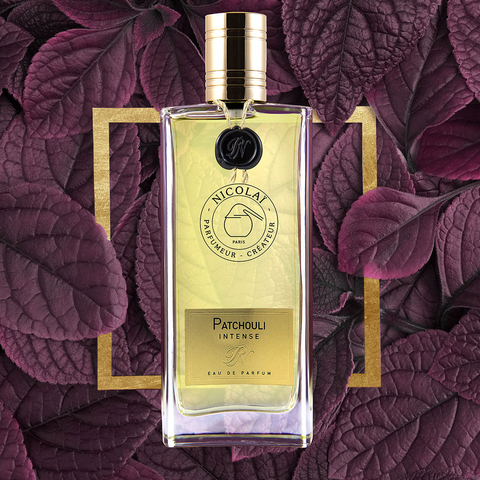 Nicolaï, parfums, patchouli & perfection
