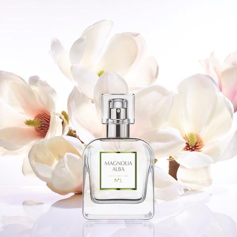 ID Parfums, des Magnolias par centaines