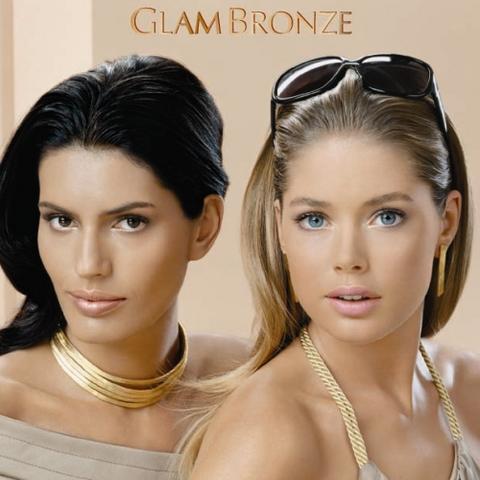 Glam Bronze, du maquillage solaire sur-mesure