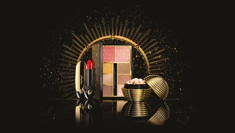 On adore... La Collection Gold Noël 2017 de Guerlain