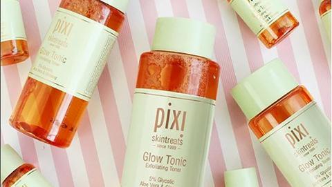 Belles au naturel avec Pixi, from London to Sephora